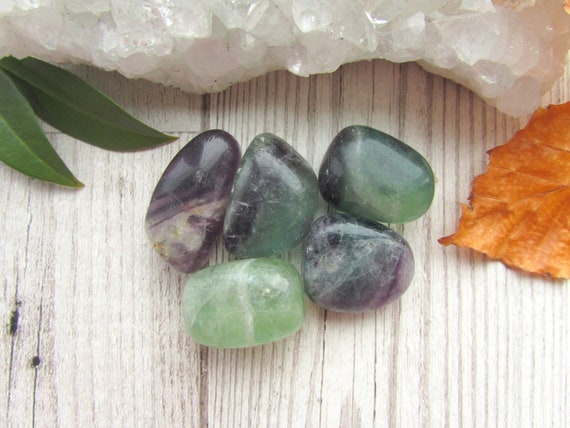 *ONE* UNAKITE Natural Tumbled Stone Approx 15-20mm *TRUSTED SELLER*