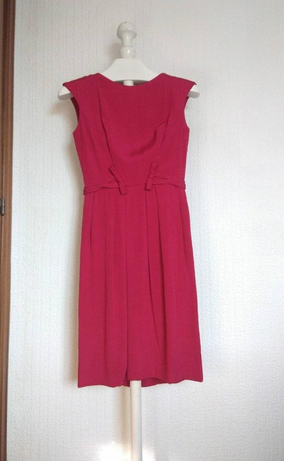 60s Frederick's dress