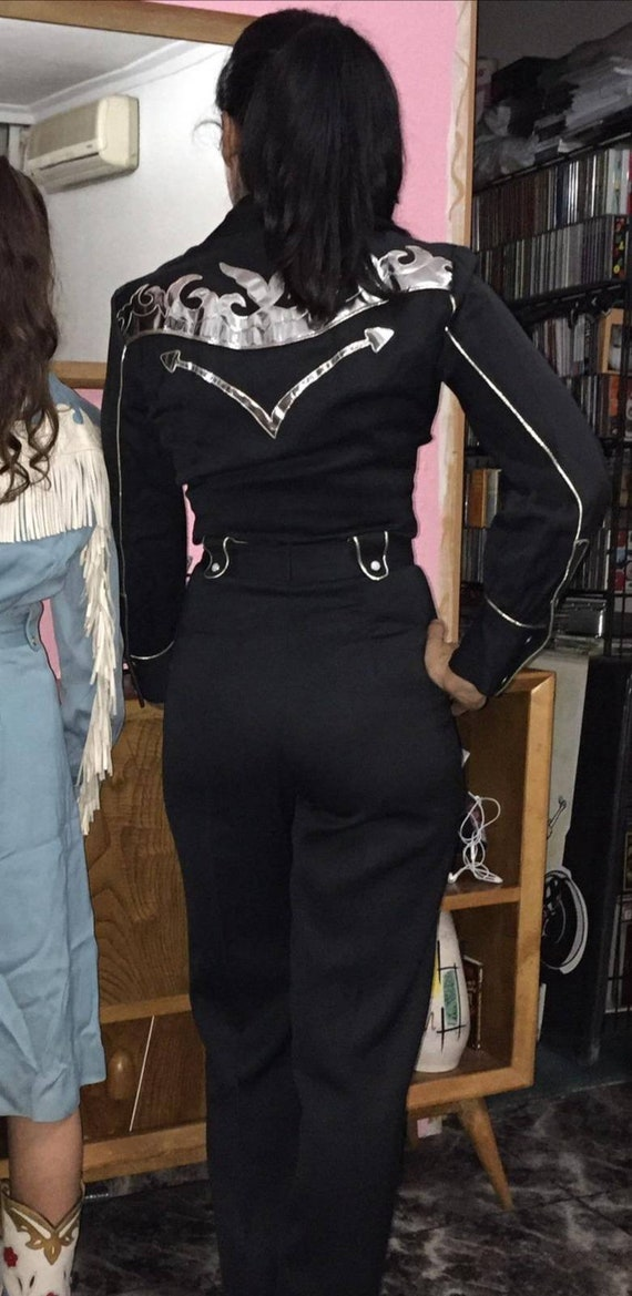 50s western ranch maid cowgirls suite - image 3