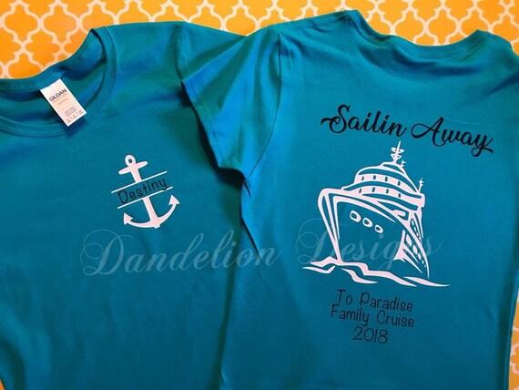 Cruise Shirt Vacation Shirt Family Vacation Couples Shirts
