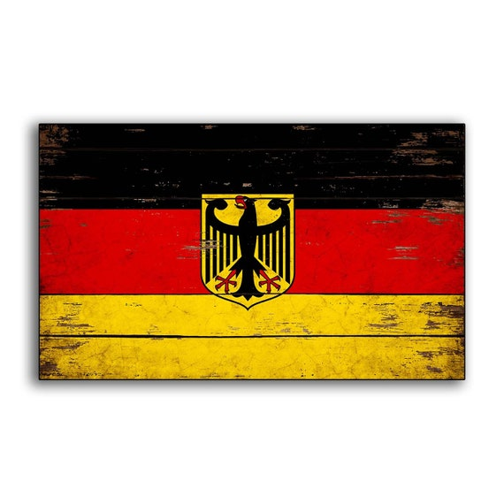 Germany Wall Art Germany Wood Sign Germany Map Germany Gift German Decor German Art Germany Wall Decor German Sign