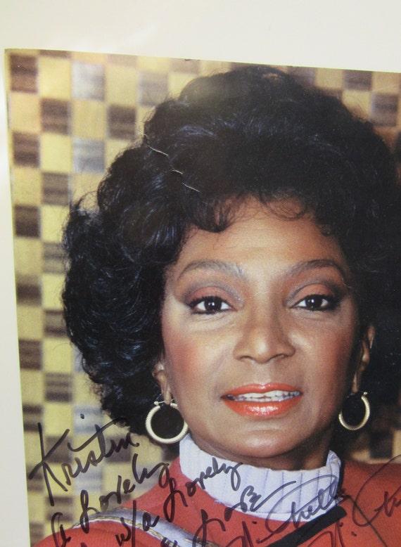nichelle star trek biography uhura nichols