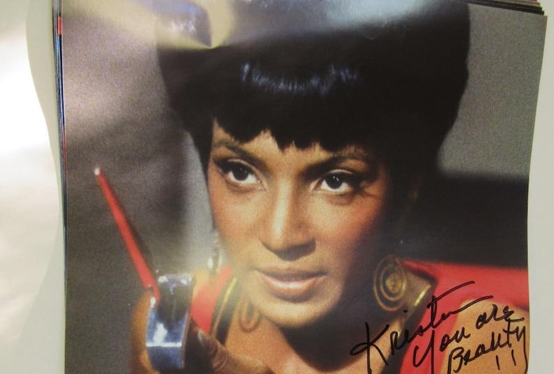 McCoy and Kirk Magnet Star Trek: The Original Series Uhura NEW UNUSED Spock