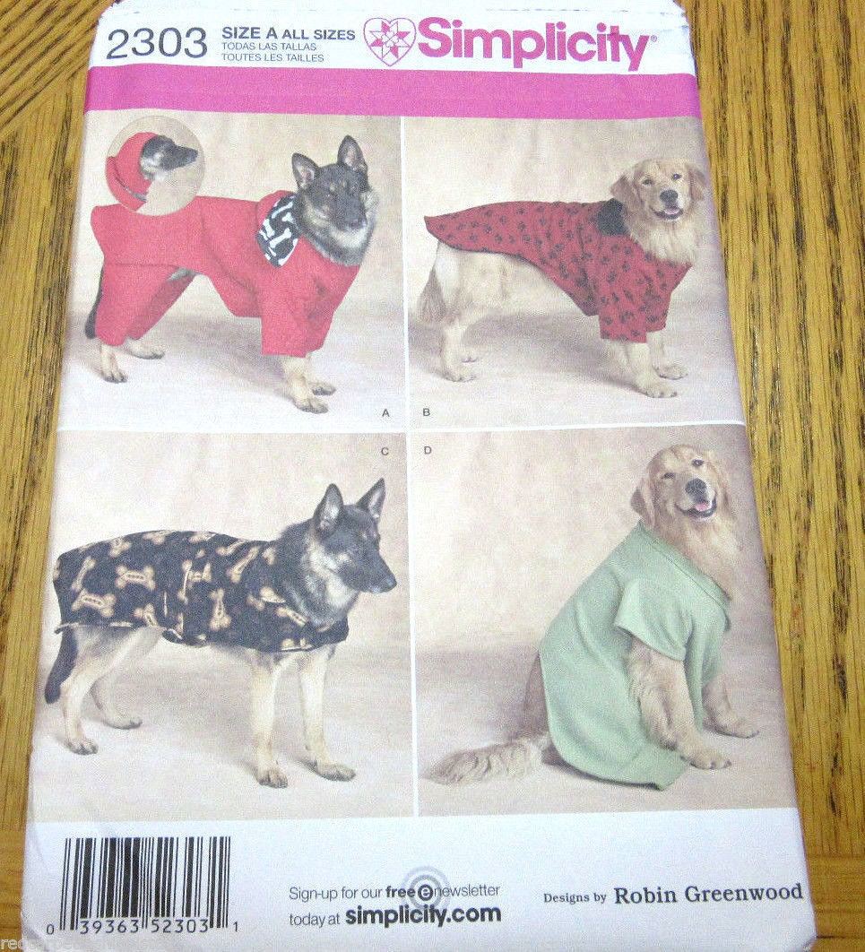 Outstanding Free Dog Coat Sewing Pattern Illustration - Sewing ...