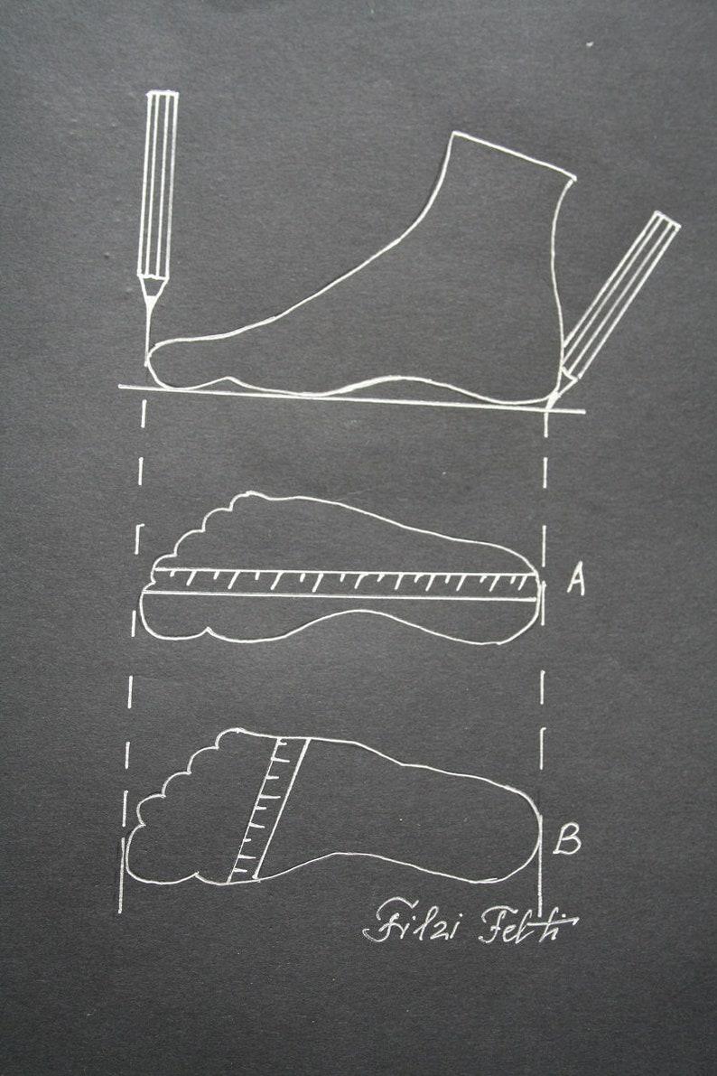 Scarpe da esterno in lana da donna in grigio con suola in pjkCNZVB