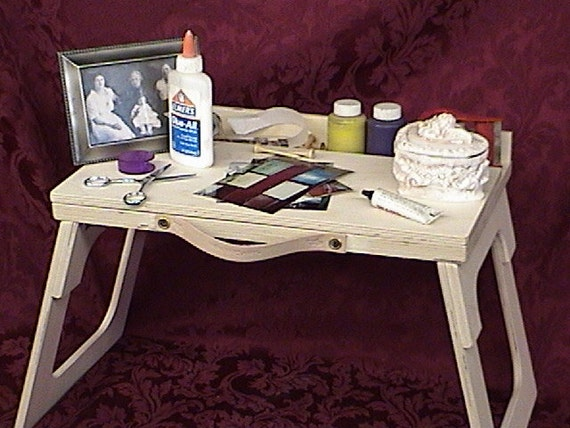Fabulous The Bed Desk Portable Crafting Painting Reading Laptop Book Stand Cookbook Scrapbooking Holder Easel Tray Eat Read Write Type Creativecarmelina Interior Chair Design Creativecarmelinacom