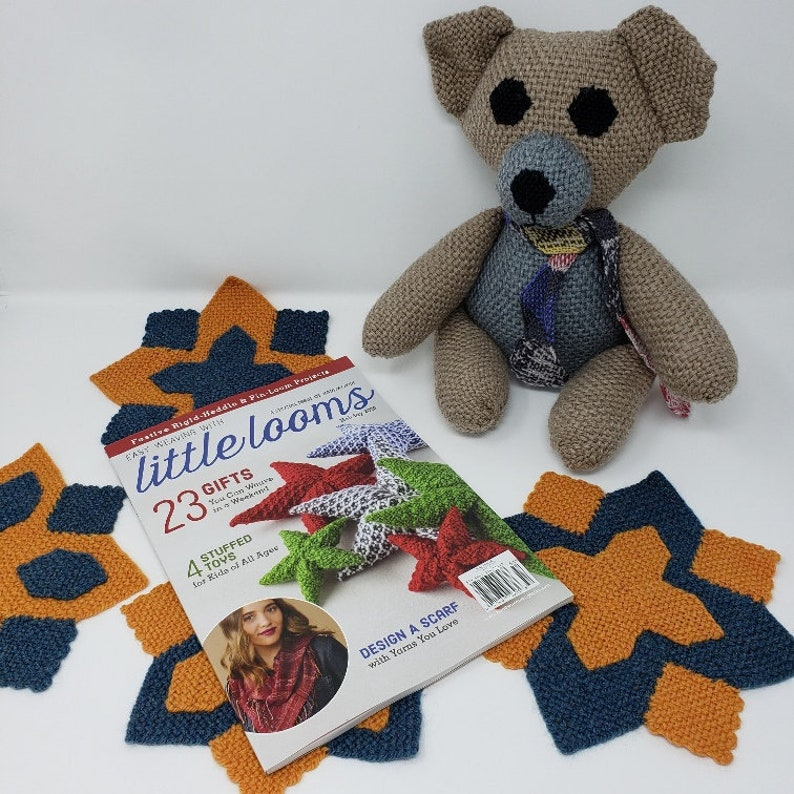 Little Looms Holiday 2020 Magazine PRINT edition image 1
