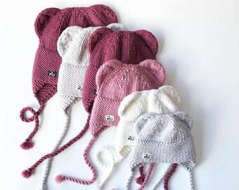 Lāčuka cepure bērniem (pasūtījumiem)
