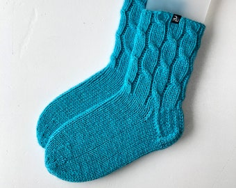 Wool Socks - ZEĶES