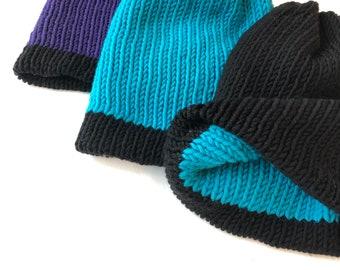 Cepure Hermaņa atbalstam (merīnvilna)