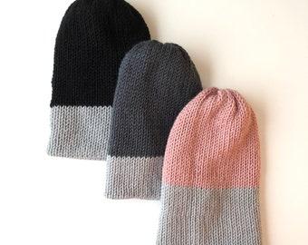 Trīs krāsu Cepure Hermaņa atbalstam (Pusvilna)