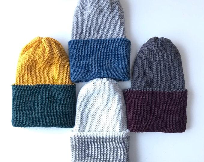 Featured listing image: Cepure Hermaņa atbalstam (pusvilna ar kašmiru)