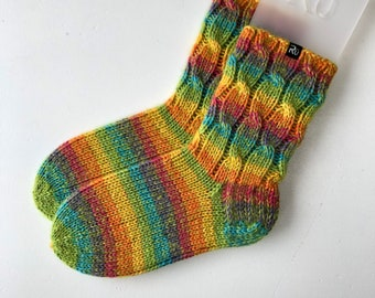 Wool Socks - ZEĶES