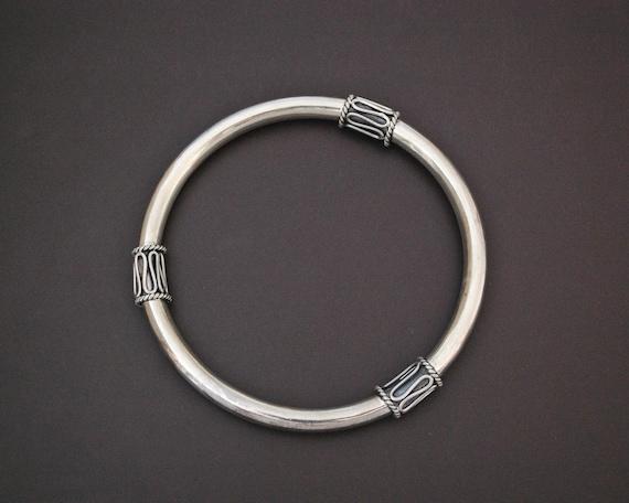 Ethnic Bangle Bracelet from Bali - Ethnic Bracelet