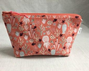 Wristlet Gadget Bag Lobster Zipper Padded Wristlet Purse Clutch Purse Bridesmaids Bag Child/'s Purse