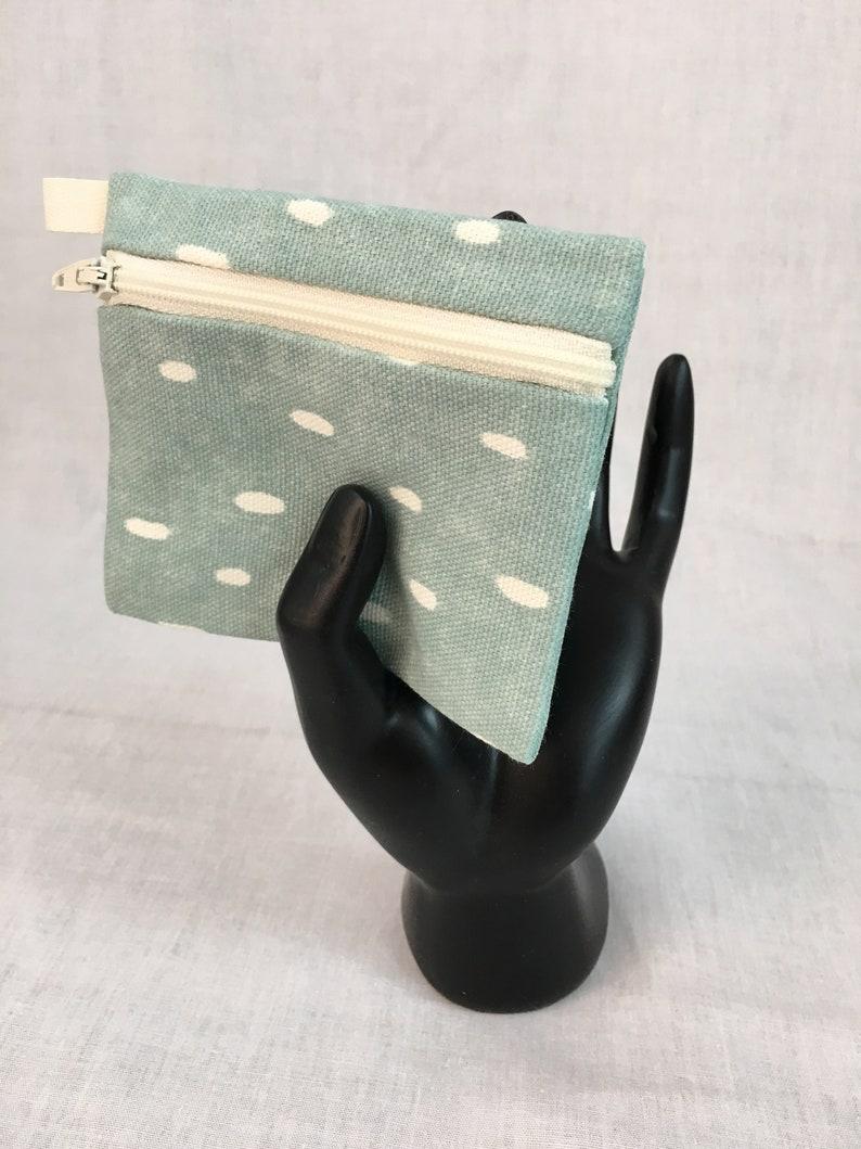 Cats Flat Zipper Coin Purse Credit Card Wallet IPod Holder Earbud Pouch