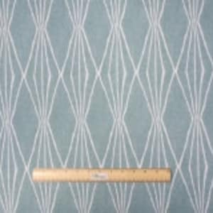 citrine twilight charcoal grey watercress brindle brown Curtain valance 50x16 Dwell Studio Bella Porte gate trellis