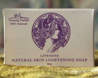 Natural Skin Whitening Soap Fading Cream Soap That Lightens Skin Even Skin Tone Soap