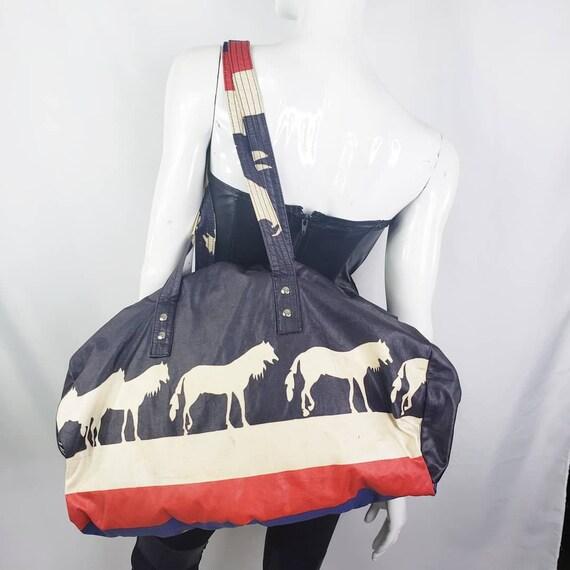 Vintage Duffel Bag