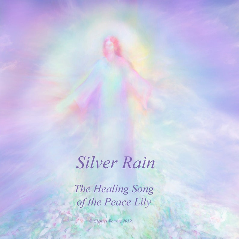 Silver Rain Mp3 Download 432 htz Plant Music, Angelic Relaxation Music for  Healing, Sleep, and Space Clearing