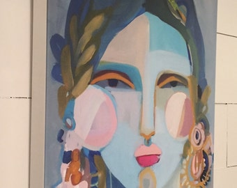 Ka'iuliani PRINT on Canvas 16x20
