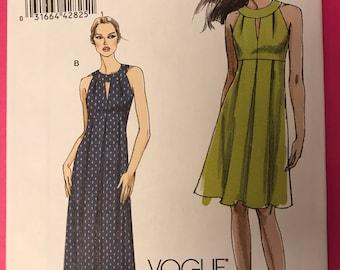 Vogue Dress sewing pattern V8574