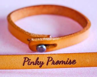 Personalized Spotify Code Leather Bracelet | Spotify Link | Engraved | Couples Bracelet | Personalized Spotify | Modern Mixtape