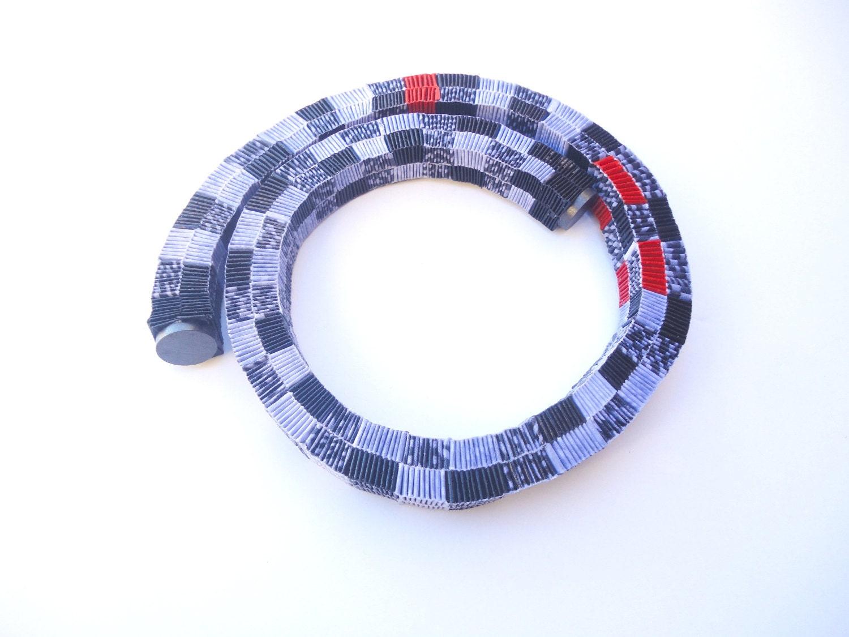 Gioielli collana girocollo design geometrico gioielli etsy for Gioielli design