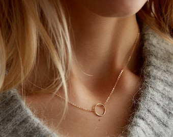 Karma Necklace Gift For Her - Best Selling Necklace Gift Idea - For Sisters, Friends, etc - LN132