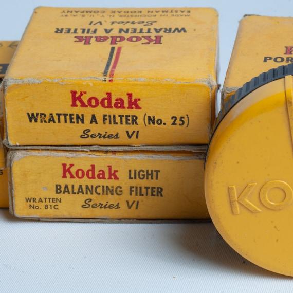 KODAK Portrait Lens 2 Series VI in Original Box and CASE