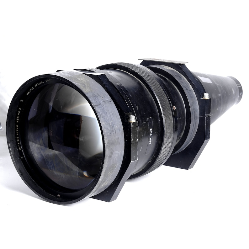 Vintage GIANT 18 457mm f3.0 Aero Lens with Mount for Large Format Camera 8x10