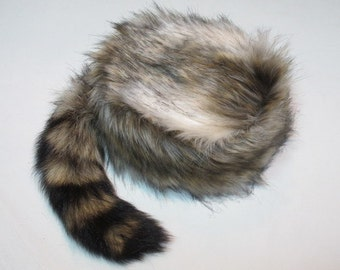 926cbc4133f Blondie Coon Tail Cap