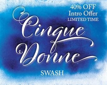 Cinque Donne Swash