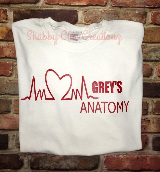 Anatomía del latido del corazón camiseta mc dreamy hospital | Etsy