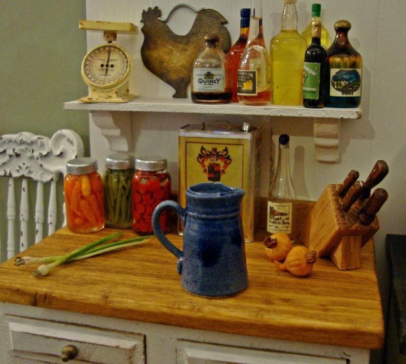 Dollhouse Miniature Bag of Domino Sugar 1:12 Scale