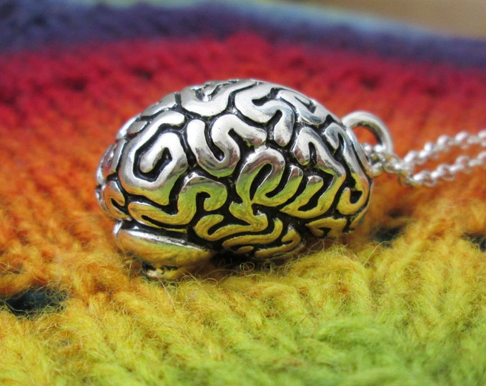 Brain on a Chain - Neurodiversity Pride