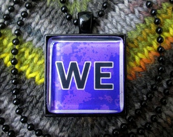 Multiplicity / Plurality - WE - Purple and Black