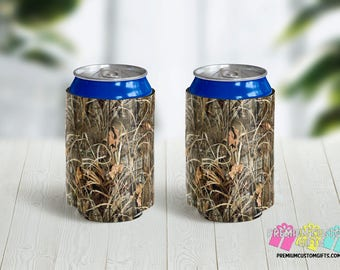 Personalized Camo Can Coolers - Bachelorette Can Coolers - Monogrammed Can Coolers - Personalized Can Coolies - Bachelor Can Coolers