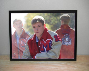 8 x 10 Picture Plaque With Your Family Pictures, Senior Pictures, or any family photo