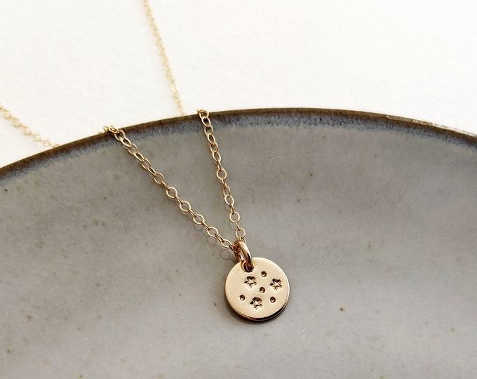 Tiny Star Necklace, Celestial Jewelry, Layering necklace, Dainty Jewelry, Gift Idea, Jewelry