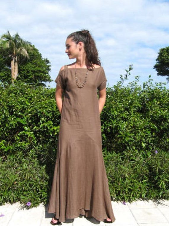 GIGLI dress / Vintage Romeo Gigli 30s Style Gown … - image 9