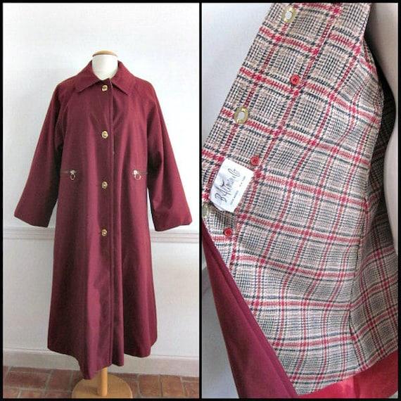 Bonnie Cashin Coat /  70s Bonnie Cashin Coat / Bon