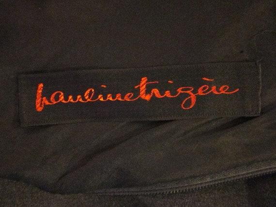 Pauline Trigere Dress / Vintage Pauline Trigere D… - image 10