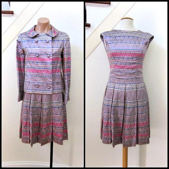 Sarmi Dress and Jacket / fits XS-S / Ferdinando Sa