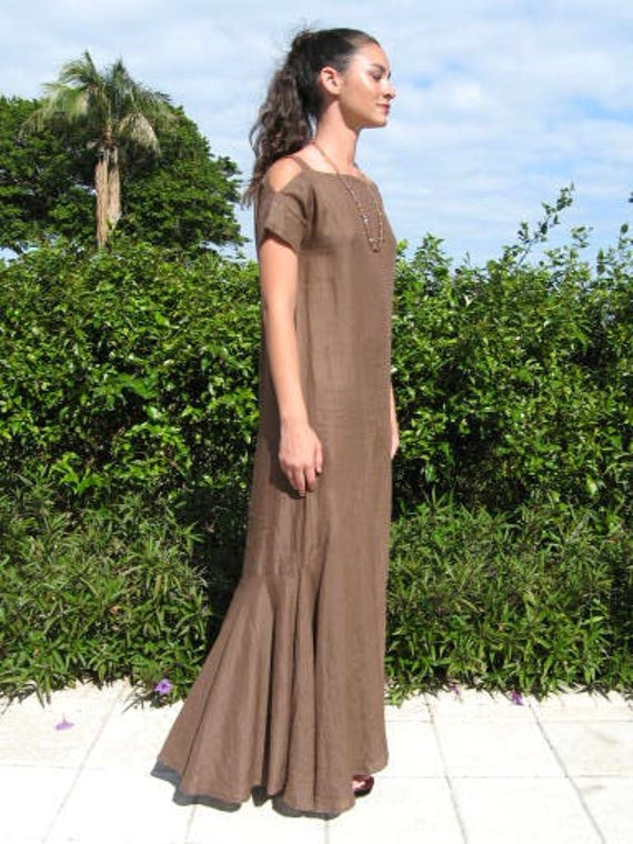 GIGLI dress / Vintage Romeo Gigli 30s Style Gown … - image 7