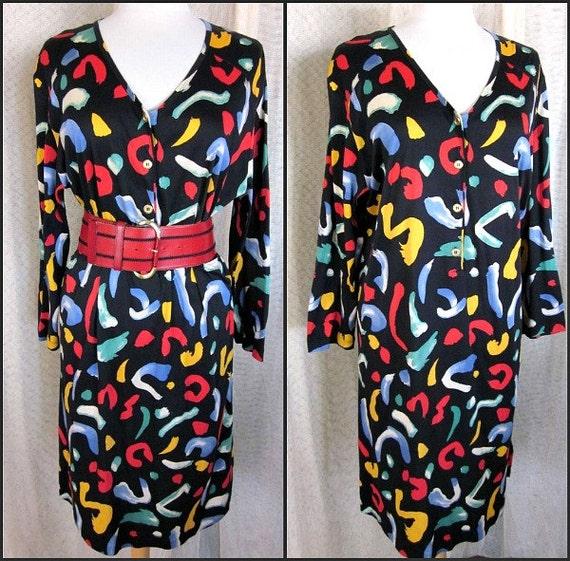 AVERARDO BESSI Dress / Pucci designer / made in It