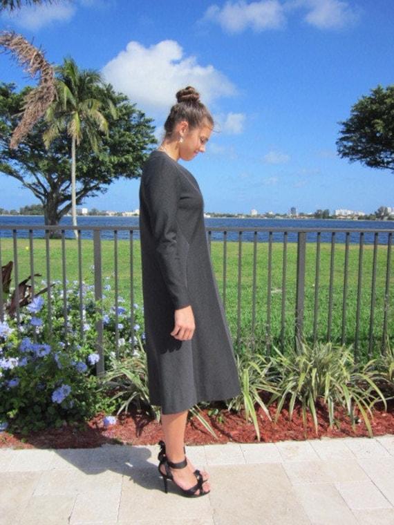Pauline Trigere Dress / Vintage Pauline Trigere D… - image 7
