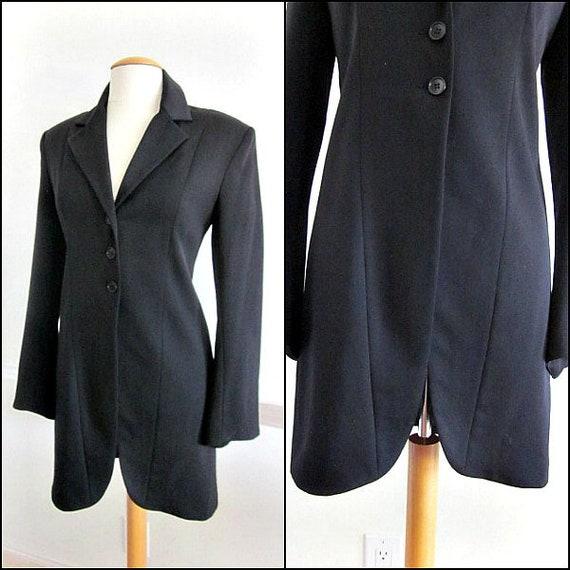 18008 Kamali / Norma Kamali Jacket / Kamali Coat /