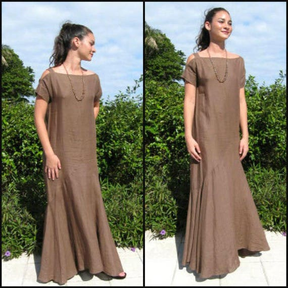 GIGLI dress / Vintage Romeo Gigli 30s Style Gown /