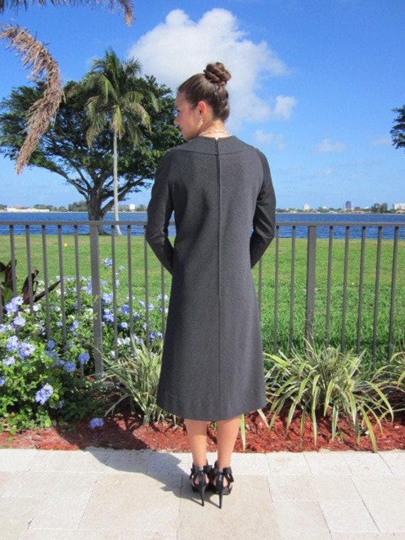 Pauline Trigere Dress / Vintage Pauline Trigere D… - image 8